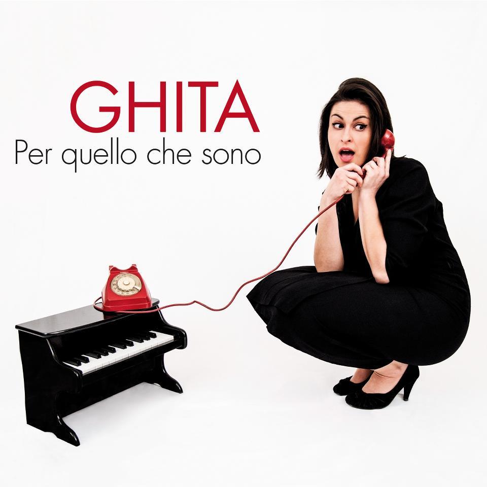 """""""Per quello che sono"""", il primo album della cantautrice romana Ghita"""