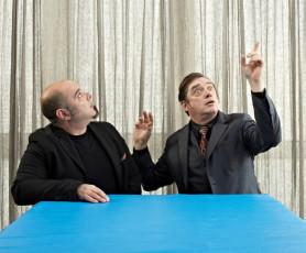 Teho Teardo & Blixa Bargeld in concerto a Roma al Circolo degli Artisti