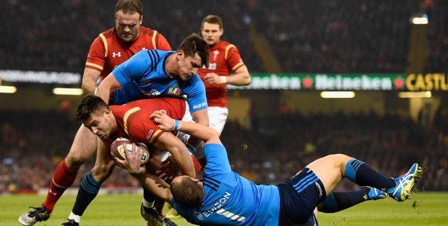 """Roma-Fiorentina, quando il rugby """"spodesta"""" il calcio"""