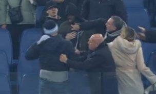 Calciatori sotto tiro, al Lazio la maglia nera