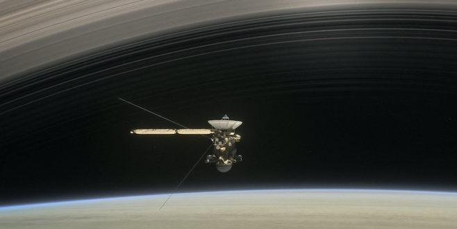 Il gran finale della sonda Cassini