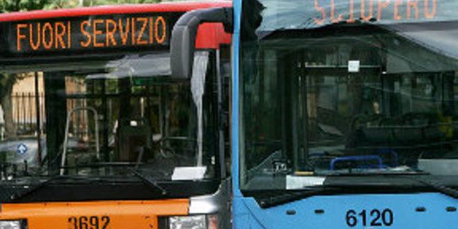 Sciopero Atac, stop a metro, bus, tram e ferrovie