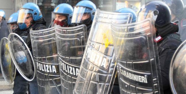 Erdogan a Roma, non si placano le proteste