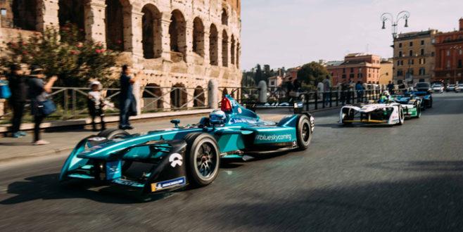 Roma, conto alla rovescia per l'E-Prix