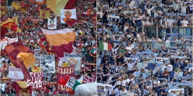 """Derby di Roma, ecco il piano sicurezza. Di Francesco e Inzaghi: """"Sfida che vale"""""""